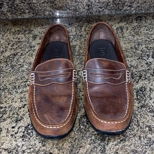 FootJoy Club Casuals Buckle Loafers
